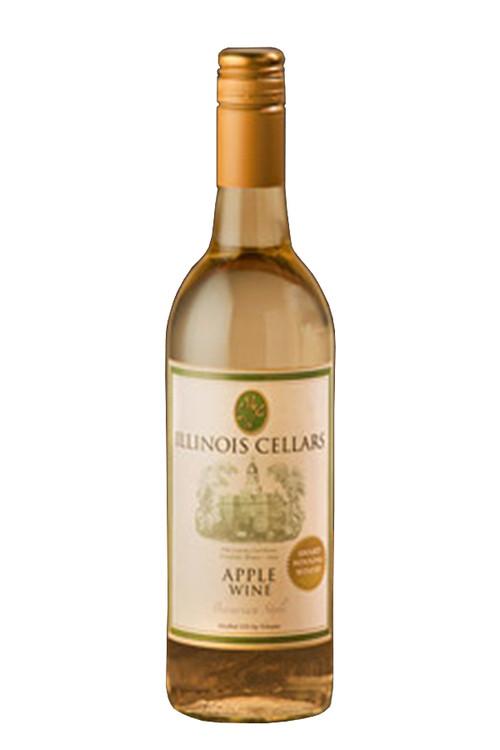 Illinois Cellars Apple Wine