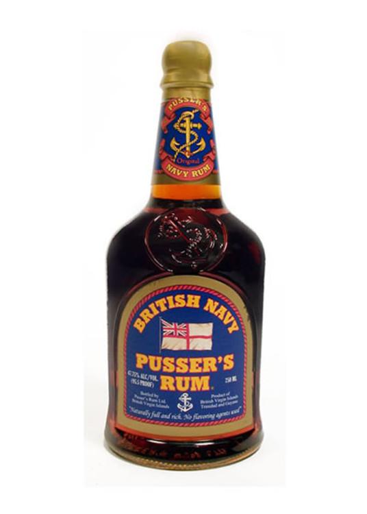 Pussers Rum 750
