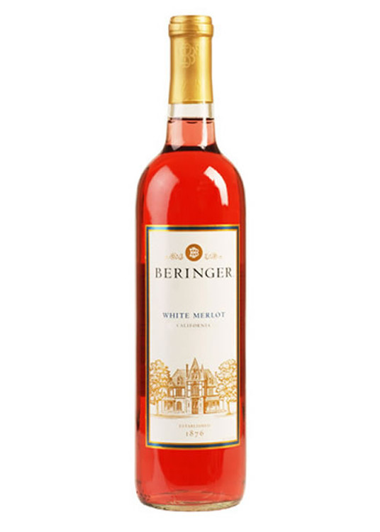 Beringer California Collection White Merlot 1.5L