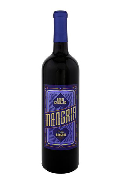 Mangria Red Orange Sangria