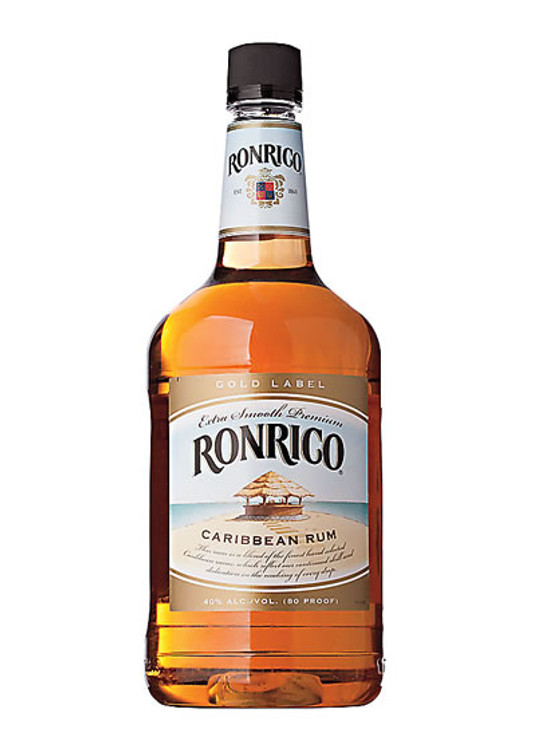 Ronrico Caribbean Rum Drinks