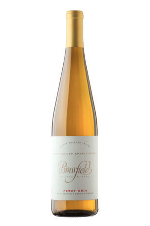 Brassfield Estate Pinot Gris High Serenity Ranch