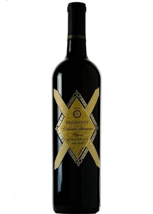 Highlands Howell Mountain Zinfandel