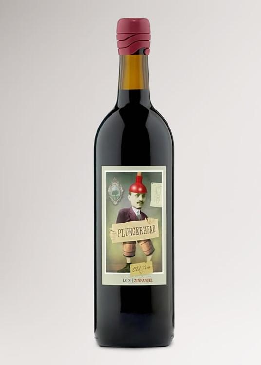 Plungerhead Old Vine Lodi Zinfandel