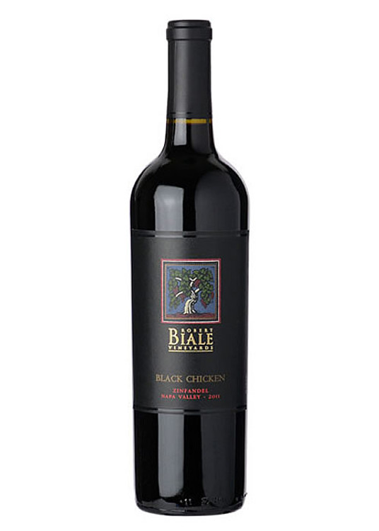 Robert Biale Black Chicken Zinfandel