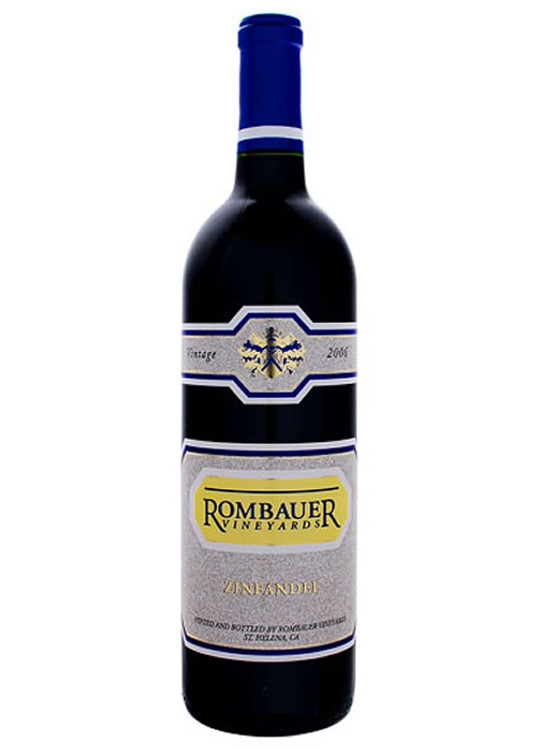 Rombauer Zinfandel