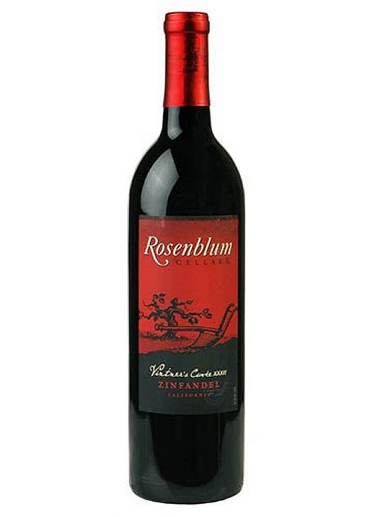 Rosenblum Vintners Collection Zinfandel