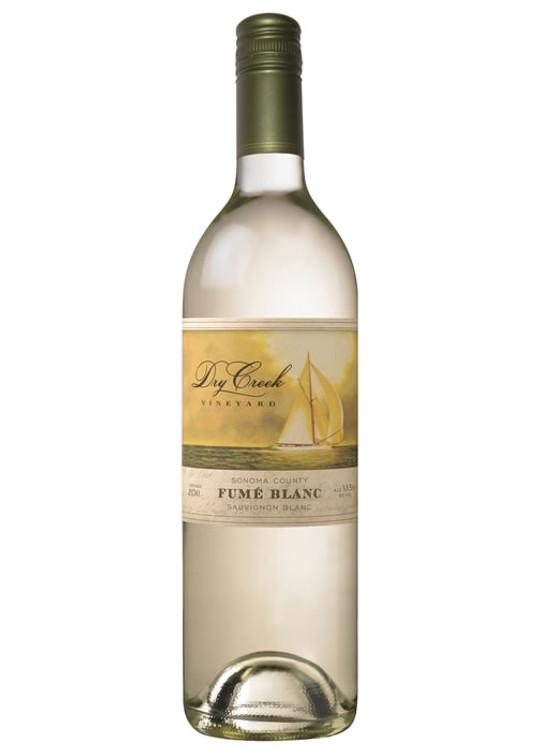 Dry Creek Vineyard Fume Blanc 2013