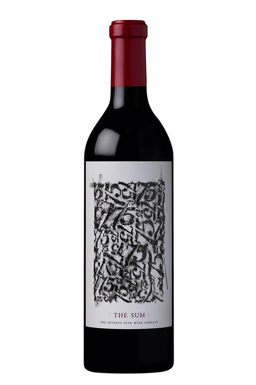 "75 Wine Co ""The Sum"" Red Blend"