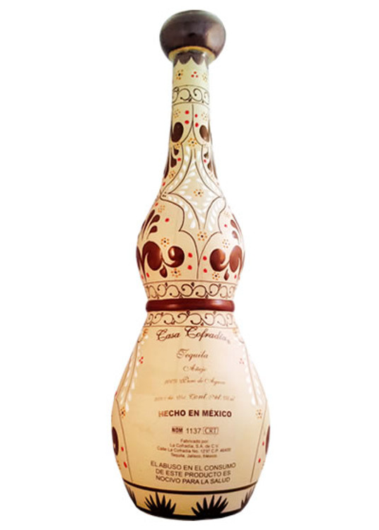 Casa Cofradia Anejo Limited 750ML