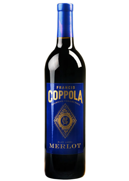 Coppola Diamond Collection Merlot Blue Label