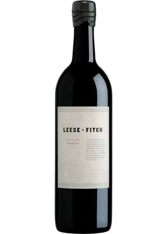 Leese Fitch Merlot