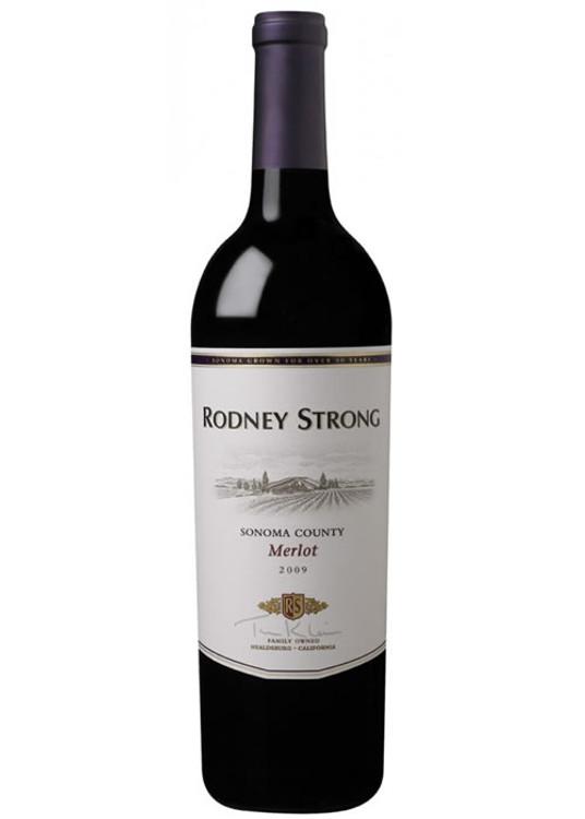 Rodney Strong Merlot Sonoma