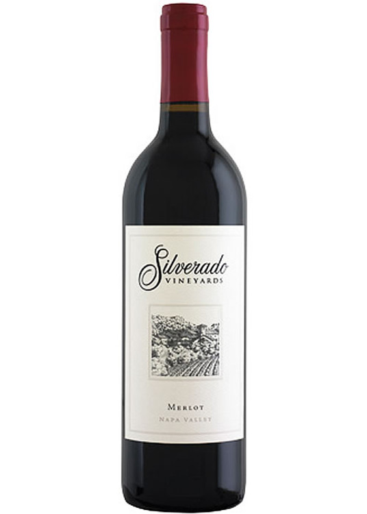 Silverado Vineyards Merlot