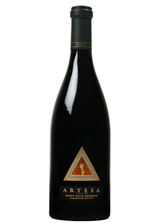 Artesa Reserve Pinot Noir 2010