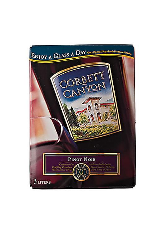 Corbett Canyon Pinot Noir 3L