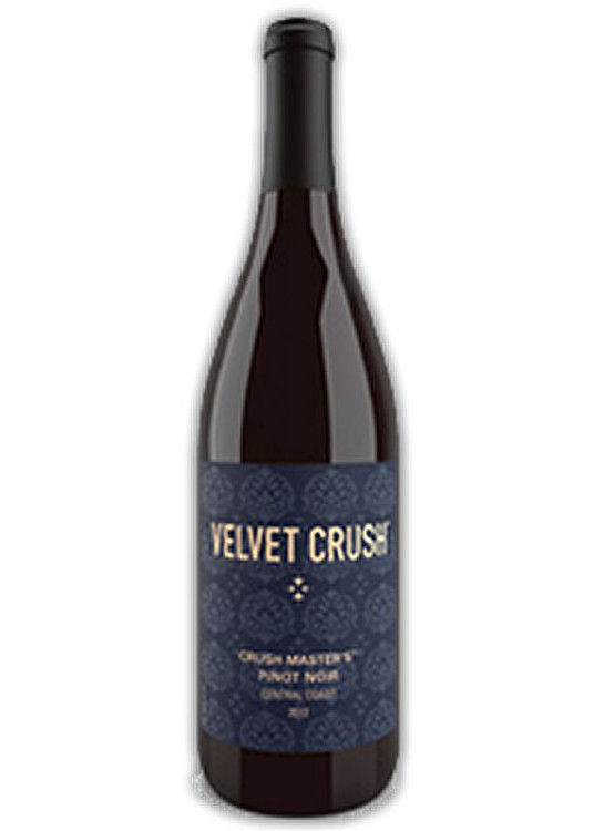 Velvet Crush Crush Masters Pinot Noir