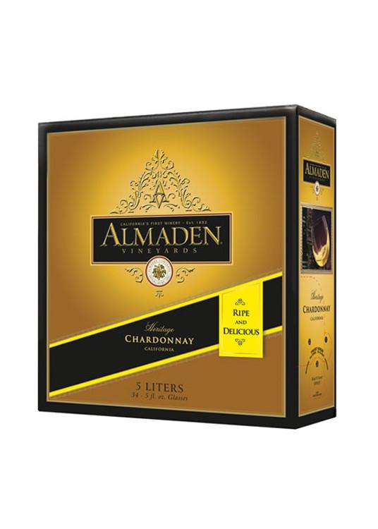 Almaden Chardonnay 5L