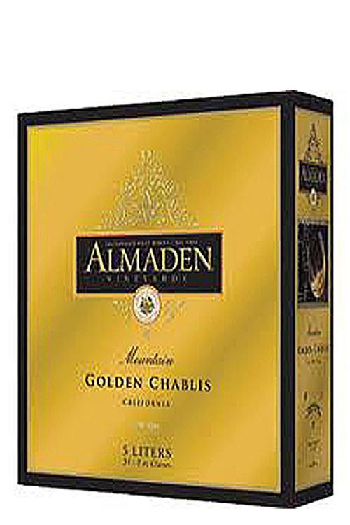 Almaden Golden Chablis 5L