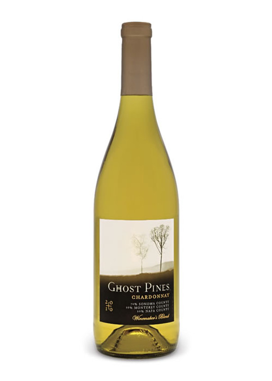 Ghost Pines Winemakers Blend Chardonnay