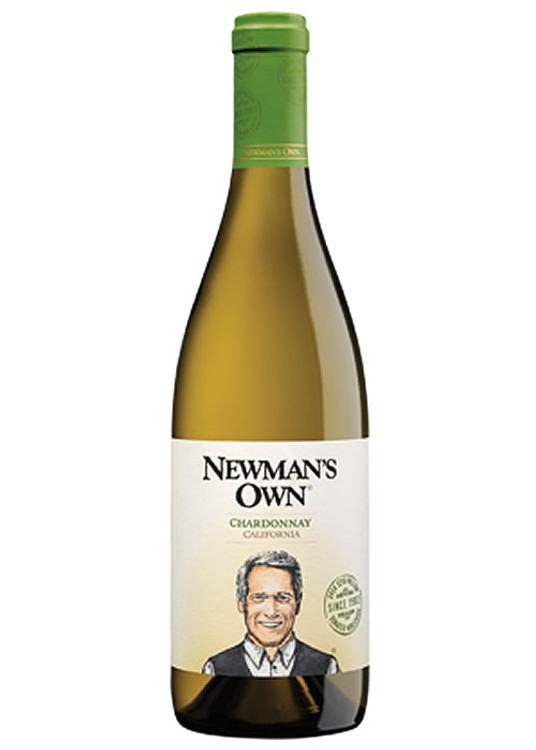 Newman's Own Chardonnay