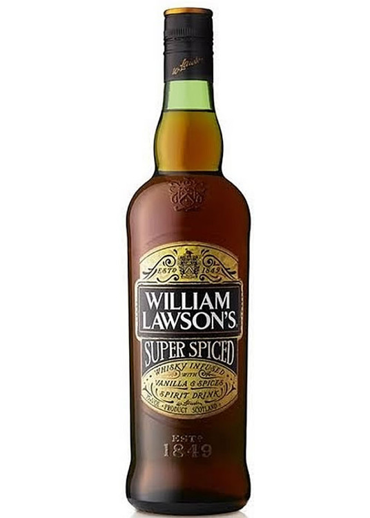 William Lawson's Super Spiced Whiskey