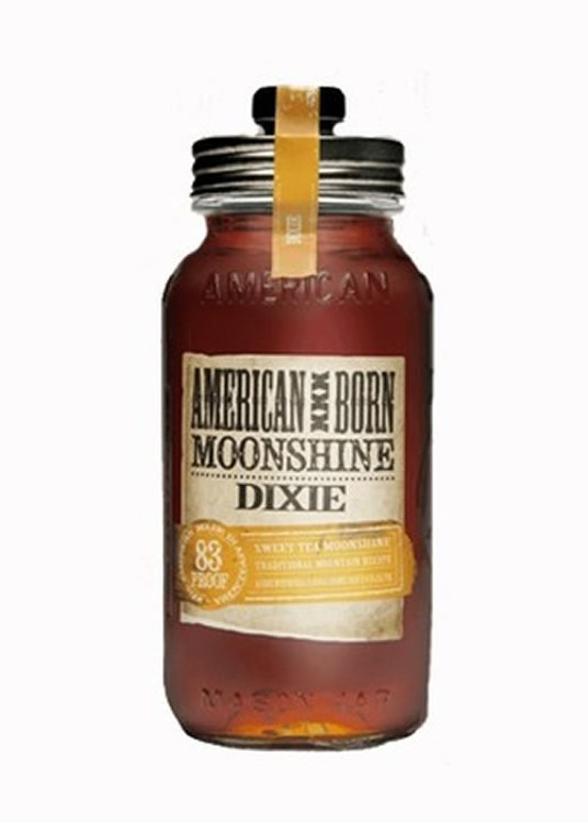 American Born Dixie Moonshine 750ML