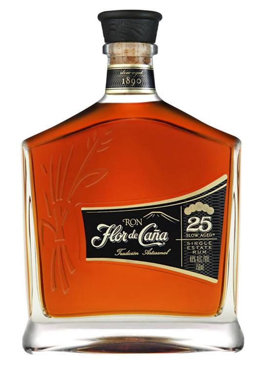 Flor De Cana 25 Year Rum