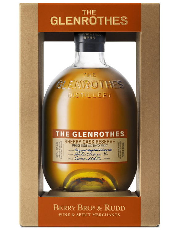 Glenrothes Sherry Cask Reserve