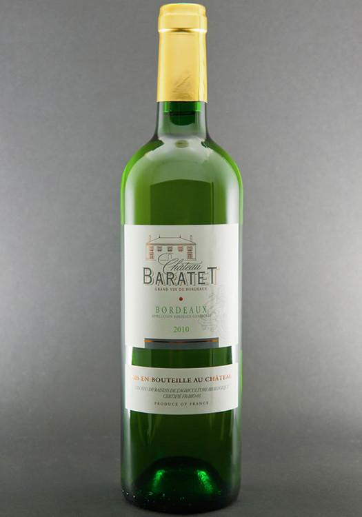 Chateau Baratet Bordeaux Blanc