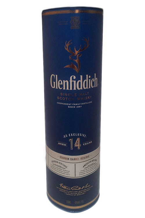 Glenfiddich 14 Year Bourbon Barrel Reserve