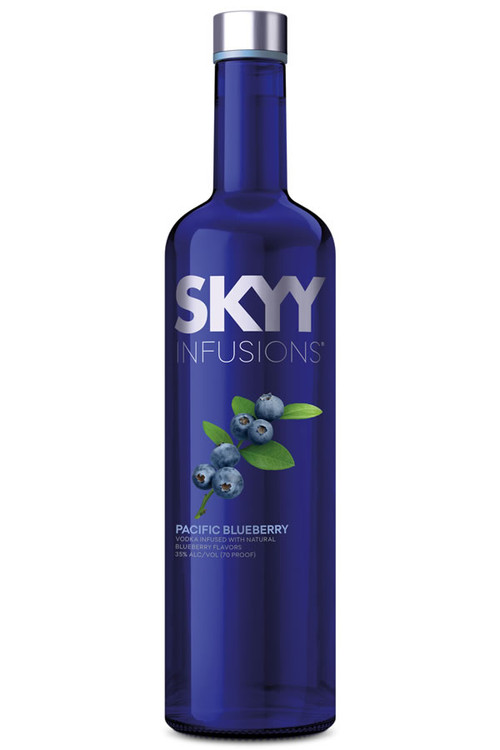 Skyy Infusions Pacific Blueberry