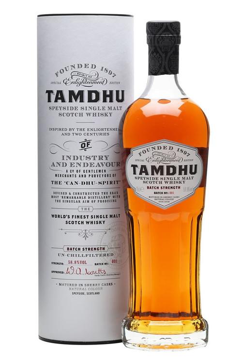 Tamdhu Batch Strength