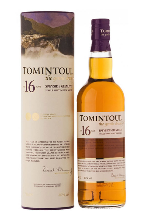 Tomintoul 16 Year Old