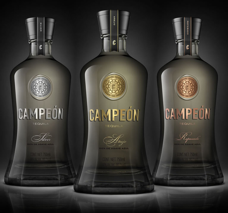 Campeon Anejo Tequila
