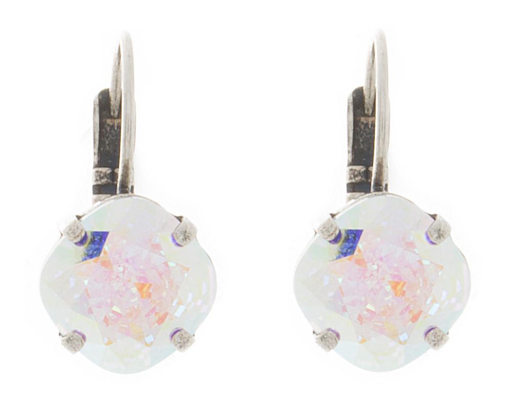 Children's 10mm Dangle Earrings Silver