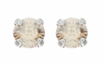 6mm Stud  Earring
