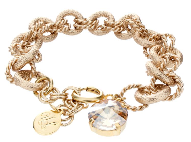Jasmyne Bracelet - Gold