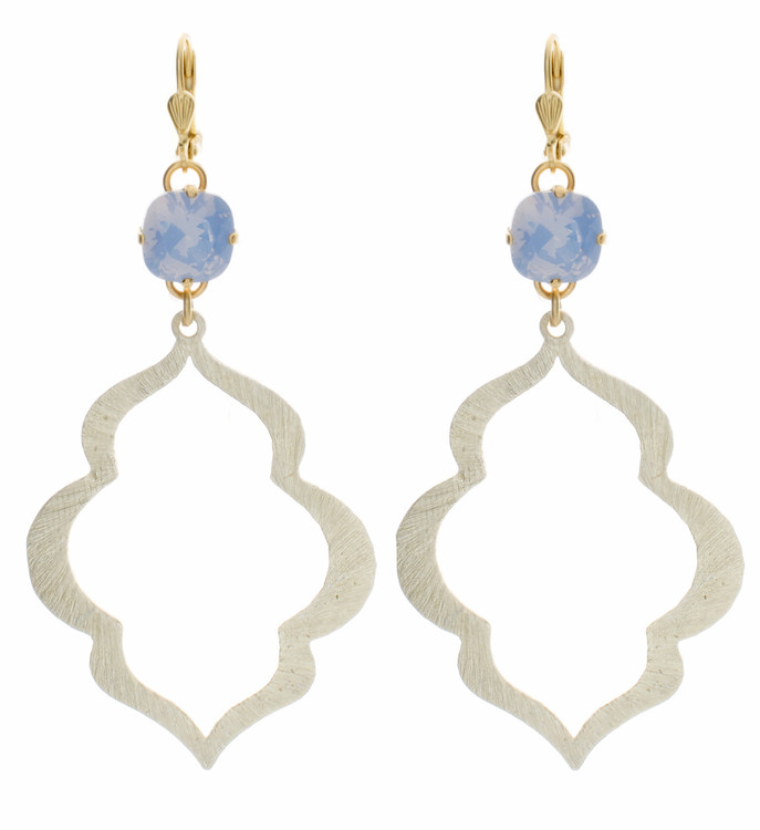 Aladdin  Earrings - Gold