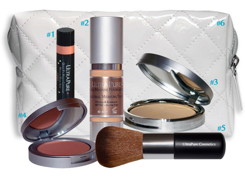 About Face Essentials Set