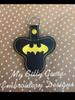 Key Chain Spinner Case Bat Hero
