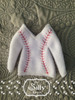 5x7 Elf Sweater Baseball