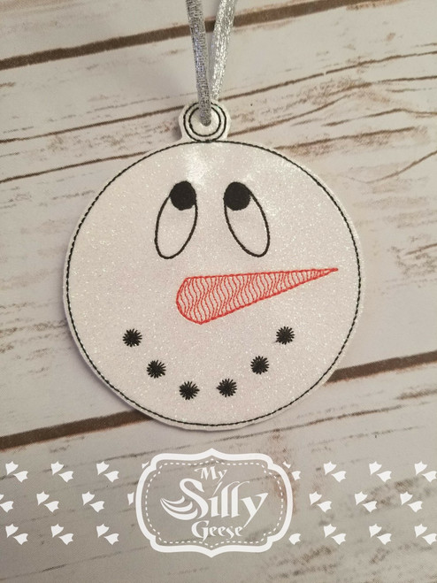 Ornament Snowman 5