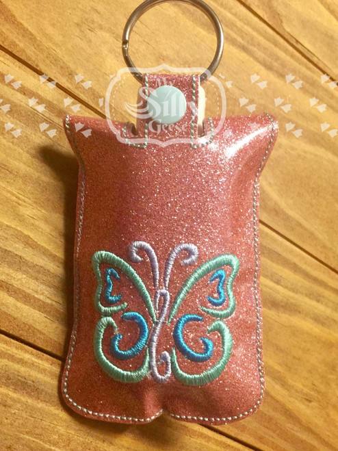 5x7 Sanitizer Case Butterfly