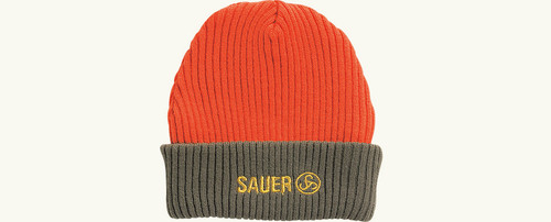 Sauer Knitted Cap