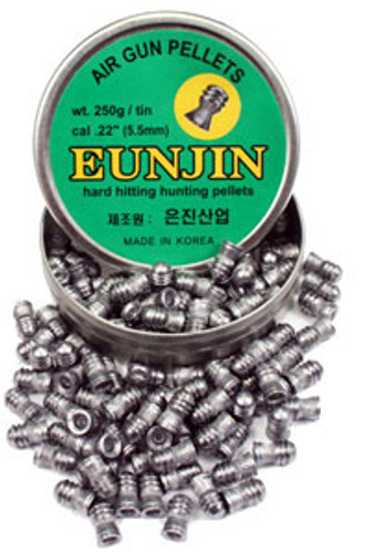 Eunjin Air Rifle Pellets Cal. .22