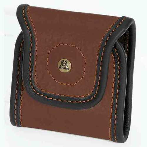 AKAH Moose leather cartridge pouch