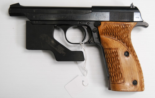 Walther TT Olympia .22