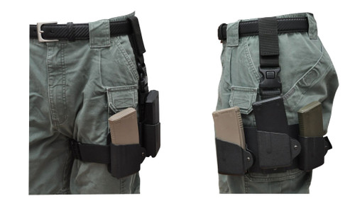 H&S Triple Mag Pouch