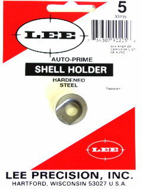 LEE Auto Prime Shell Holder 5